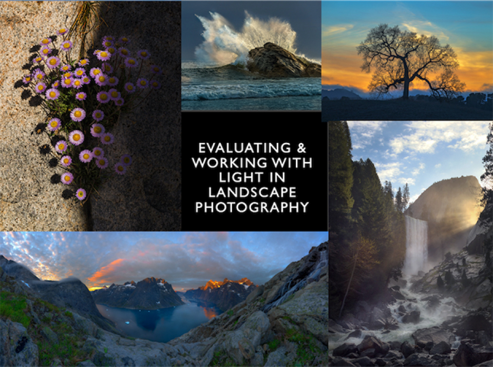 Resources from Nic Stover's Evaluating & Working with Light in Photography Presentation