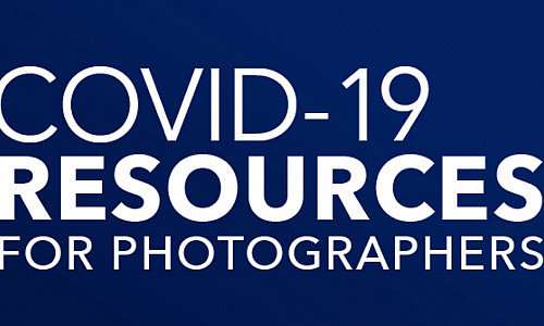COVID-19 Resources for Photographers
